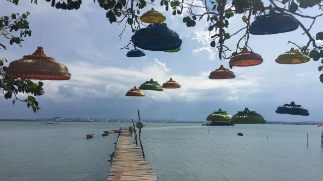Mengunjungi Kampung Terih Tempat Wisata Instagenic
