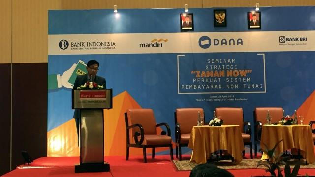 Kadep Bank Indonesia, Onny Wijanarko.