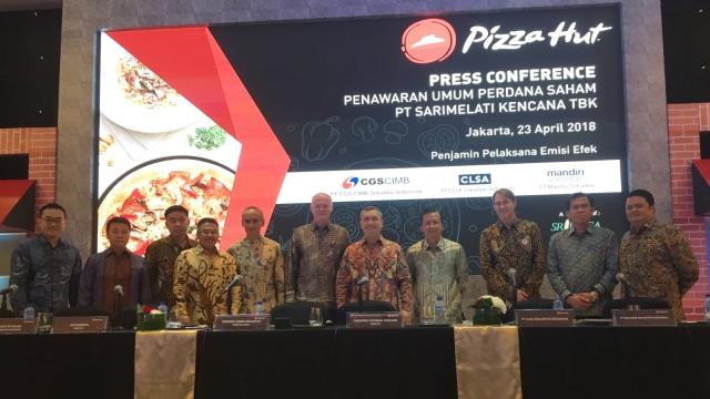 Heboh Pizza Hut Bangkrut, yang di Indonesia Masih Raih Laba Rp 6 Miliar (70507)