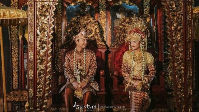 Raditya Dika dan Anissa Aziza Resmi Menikah (317013)