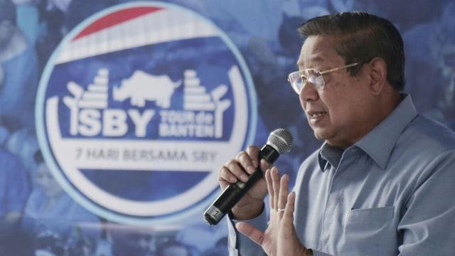 Momen SBY di 2009 Jadi Presiden RI 2021 di Film The Tomorrow War (166606)
