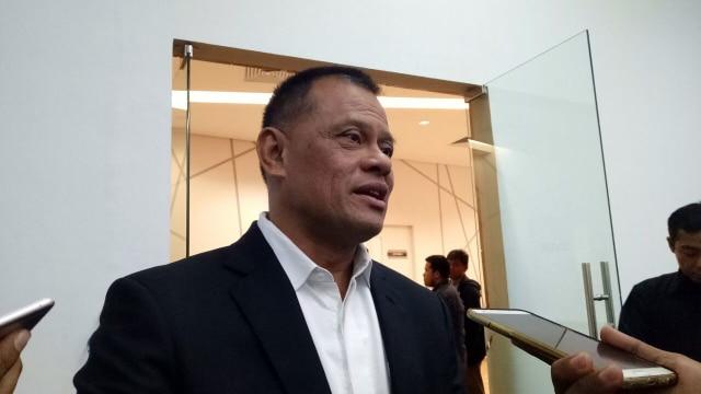 Gatot Optimistis Pelibatan TNI Bisa Efektifkan Pemberantasan Terorisme (846472)