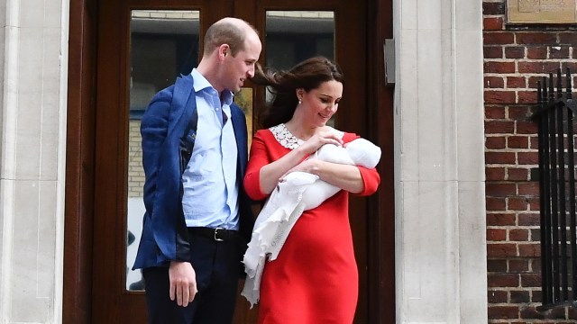 Pangeran William, Kate, dan Anak Ketiga Mereka