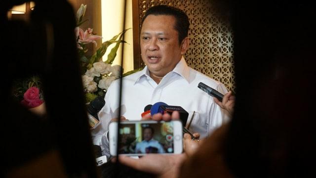 Ketua DPR: Intimidasi di CFD Benih Adu Domba Jelang Pemilu 2019 (2977)