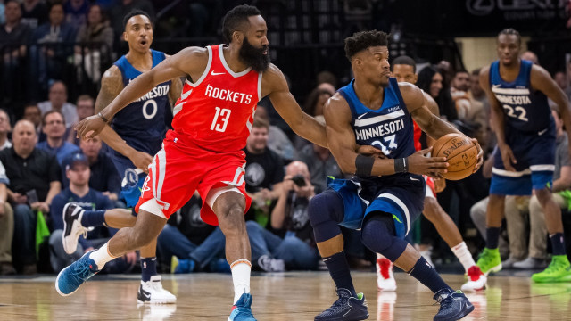 Rockets vs Wolves
