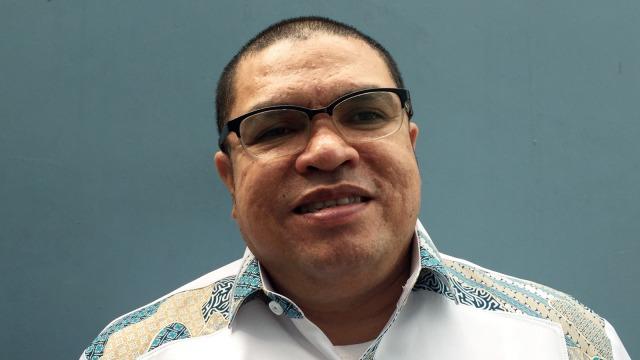Razman Nasution Cari Penyebar Video Sandi Bawa Senjata Tajam ke Damkar Depok (140486)