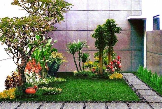 Tips Membuat Desain Taman Minimalis Yang Bisa Kamu Coba