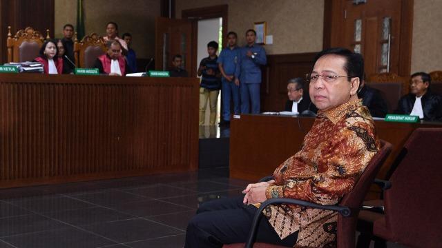 Pengacara Setya Novanto: Kalau KPK Tak Banding, Kami Pun Tidak (113004)