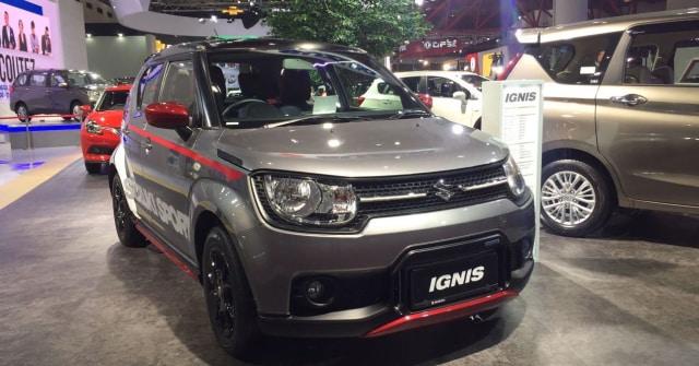 Honda Brio Baru Belum Mampu Dongkel Posisi Suzuki Ignis  (10745)