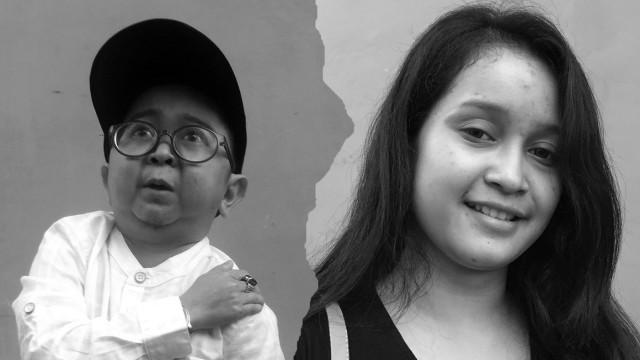 Daus Mini dan Rahandini Destia.