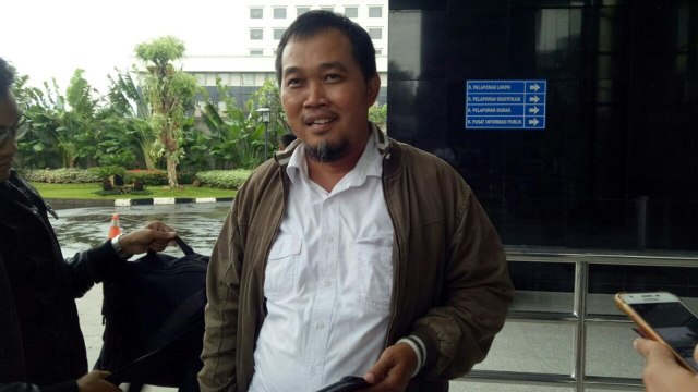Koordinator MAKI, Boyamin Saiman.