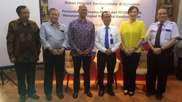 2 Provinsi di Indonesia Berisiko Tinggi Penyakit Jantung (53489)