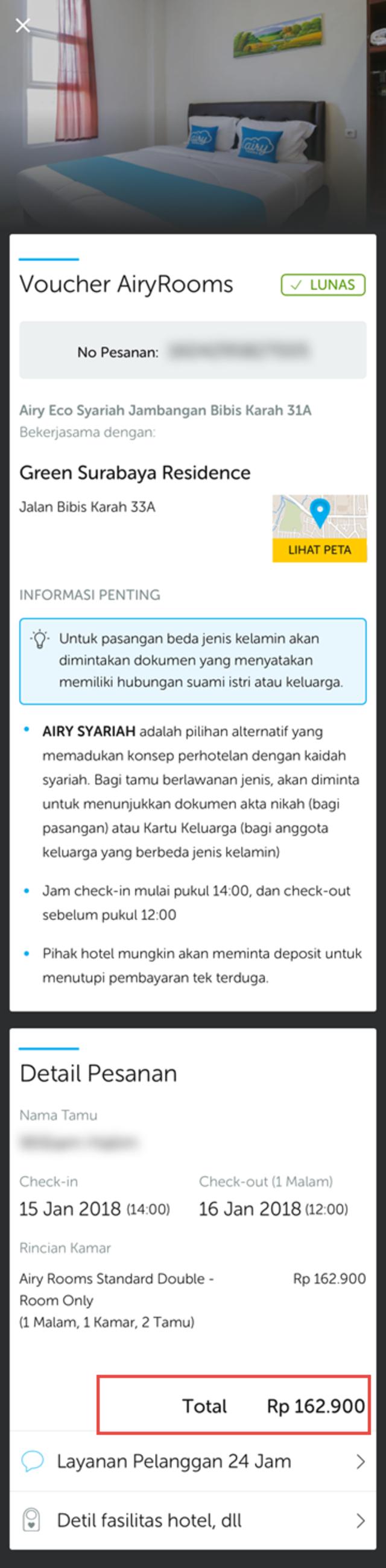 Airy Rooms Memang Anti Bikin Kecewa - Review Pengalaman Gue (2336)