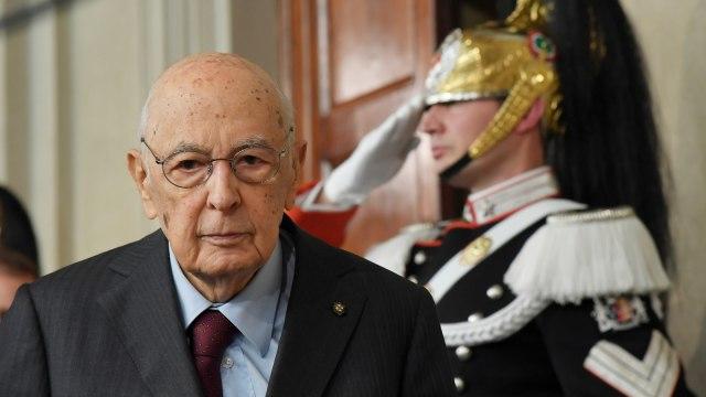 Gangguan Jantung, Eks Presiden Italia Dioperasi (91330)