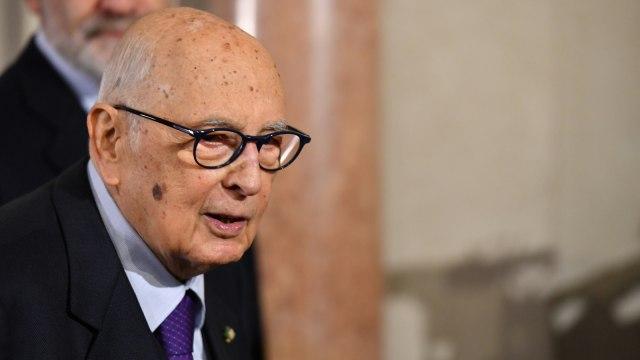 Gangguan Jantung, Eks Presiden Italia Dioperasi (91329)