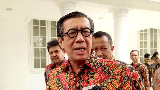 Yasonna Minta KPU Tak Tabrak UU soal Larangan Eks Napi Korupsi Nyaleg (2)