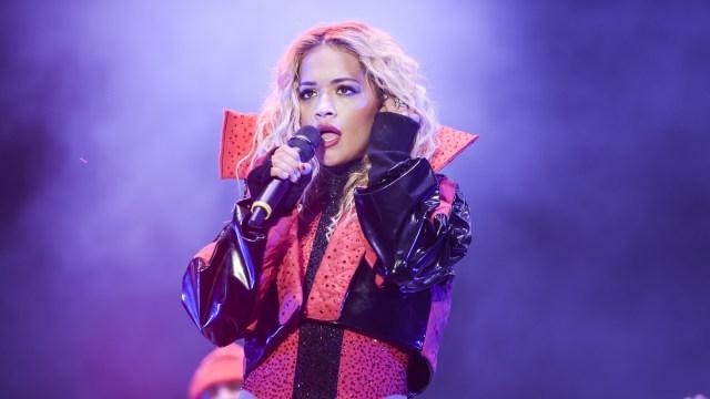 Tampil di SHVR Ground 2018, Rita Ora Tak Banyak Permintaan (2862)