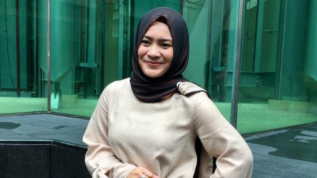 Kata Ikke Nurjanah soal Isu Keretakan Rumah Tangga Aldi dan Ririn Dwi Ariyanti (238606)