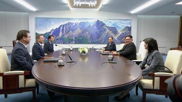 4 Poin Penting Hasil Pertemuan Kim Jong-un dan Presiden Moon Jae-in (276094)