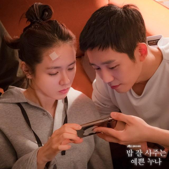 Jung hae-in dan Son Ye-jin