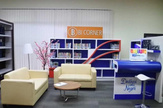 Adam Kurniawan Library  Menjadi Salah Satu Tempat Favorit Mahasiswa President University  (66118)
