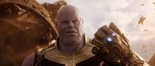 Thanos - Musuh Terkuat Avengers