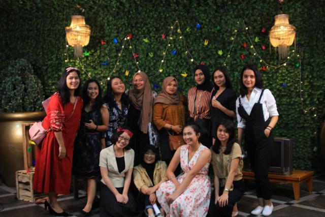 Malam Vintage Di The Bellezza Suit Mengikat Kembali Alumni Komunikasi President University (42630)
