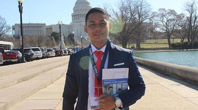Mahasiswa President University dalam Konferensi Harvard (456205)