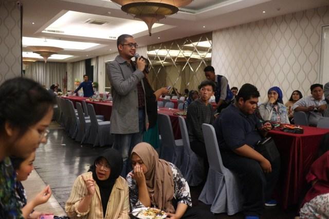 President University: Ikatan Alumni Komunikasi Pertama President University Lahir (3140)