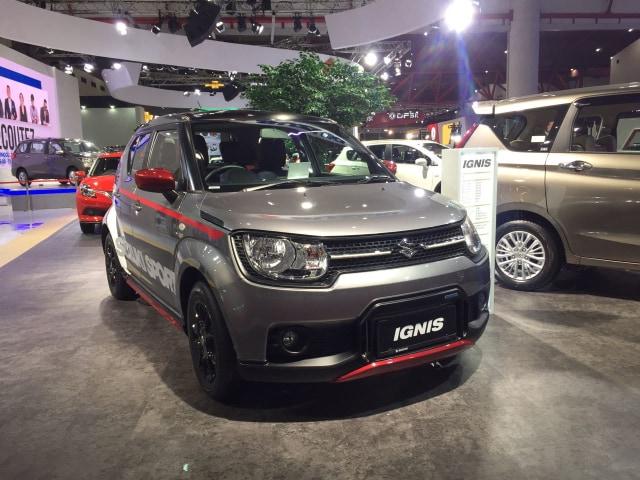 Mengapa Suzuki Ignis Tak Kunjung Diproduksi di Indonesia?  (126041)