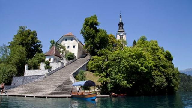 Kisah Cinta dari Danau Bled di Slovenia (151694)