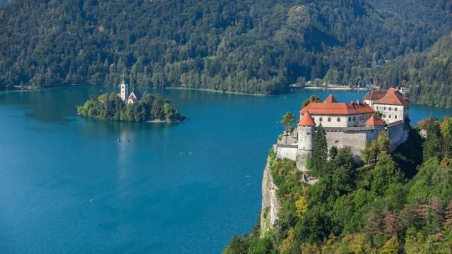 Kisah Cinta dari Danau Bled di Slovenia (151693)