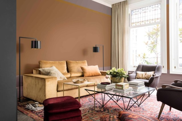5500 Koleksi Gambar Rumah Warna Coklat HD Terbaik