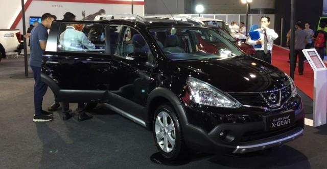 Nissan Grand Livina X-Gear