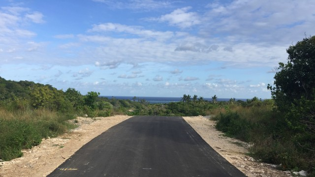 Suasana di Pulau Masela.