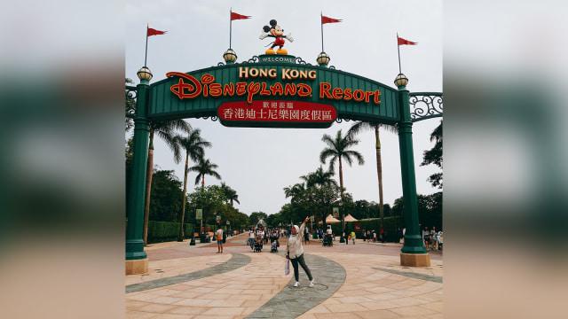 Mengunjungi Hong Kong Disneyland yang Semakin Ramah Wisatawan Muslim (91056)