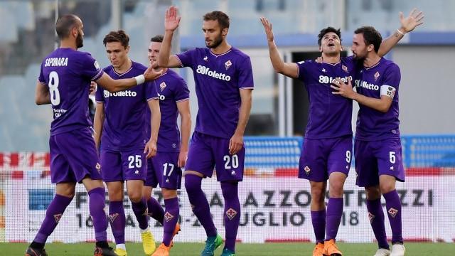 Fiorentina Hancurkan 10 Pemain Napoli di Artemio Franchi (52032)