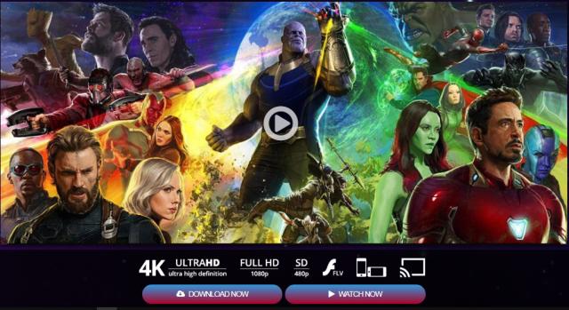 Leaked Hd Watch Avengers Infinity War Movie Online