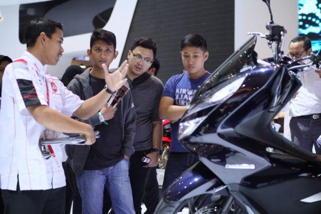 Penjualan Sepeda Motor Naik 8,8% (83205)