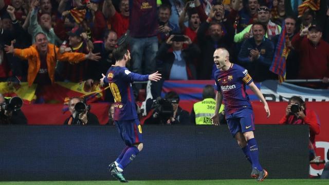 Cannavaro: Saat Orang Lain Melihat Lionel Messi, Saya Mengagumi Andres Iniesta (101921)