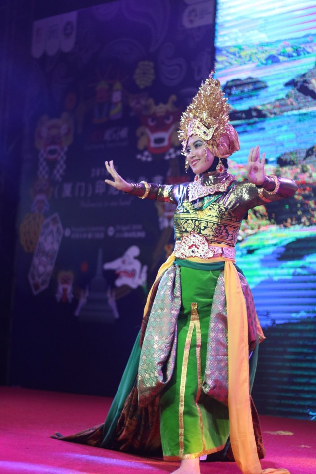 Indonesian Culture Festival di China