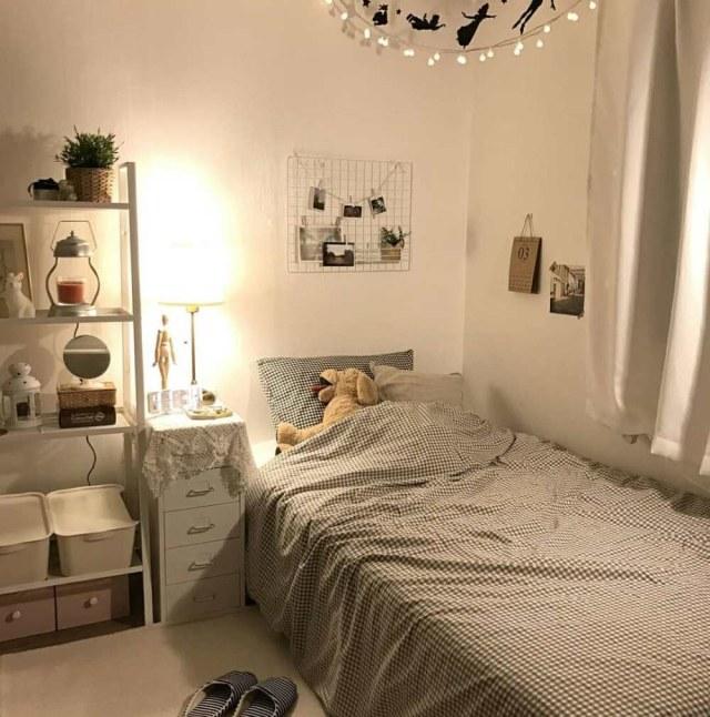 560 Gambar Desain Kamar Tidur Warna Putih HD Paling Keren Download Gratis