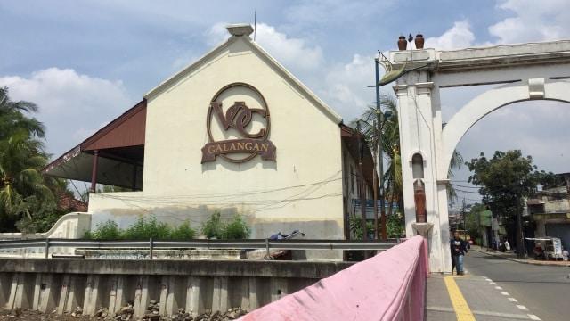 Galangan VOC di Penjaringan, Jakarta Utara