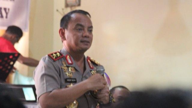Kapolda Maluku Irjen Pol Andhap Budi.