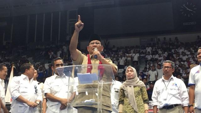 Prabowo: Ganti Presiden itu Seperti Ganti Sopir, Tidak Usah Tegang (112983)