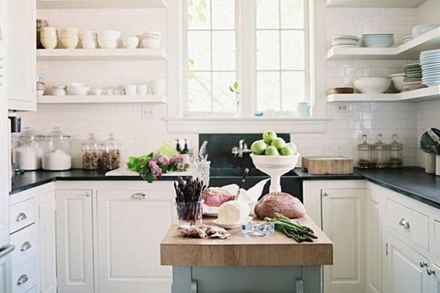 Punya Rumah Mungil Ini Ide Kitchen Set Minimalis Untuk Dapur Kecil Kumparan Com