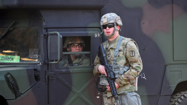 Tentara AS di Korsel