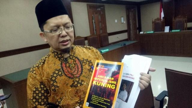 Fadli Zon Dukung Vonis Bebas Alfian Tanjung: Suatu Kewaspadaan (390)