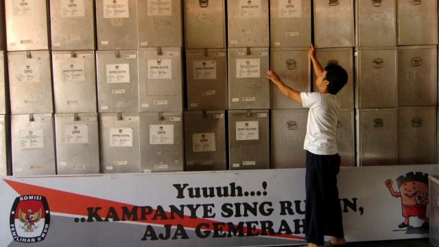 Mahasiswa Rantau di DIY Harus Urus Formulir A5 Untuk Nyoblos di Pemilu (322185)