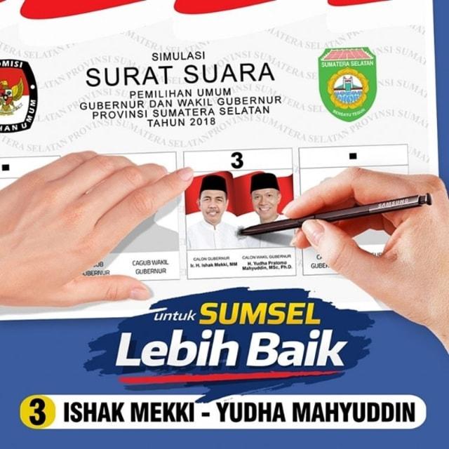 Poling RMOL SUMSEl, Ishak-Yudha Tinggalkan Jauh Para Pesaingnya (398731)